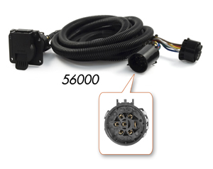 560701  Th Wheel Wire Harness Chevy on cable assembly, american auto, 13an683g163, frsky r-xsr, cable strap,