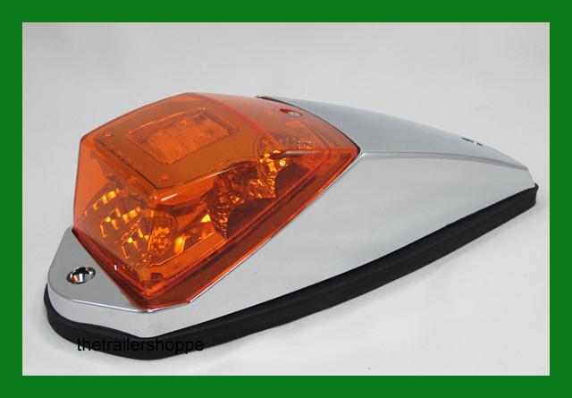 5 kenworth peterbilt spyder roof cab marker light 11 led. Black Bedroom Furniture Sets. Home Design Ideas