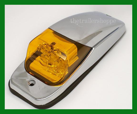 5 kenworth peterbilt roof cab marker light led ebay. Black Bedroom Furniture Sets. Home Design Ideas