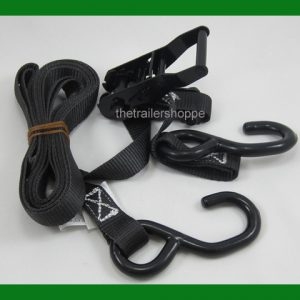 "1"" X 15' Strap With Ratchet"