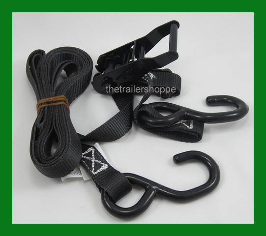 """1"""" X 15' Strap With Ratchet"""
