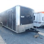 Used 2002 Shadow Master 8.5 X 26 Enclosed Trailer