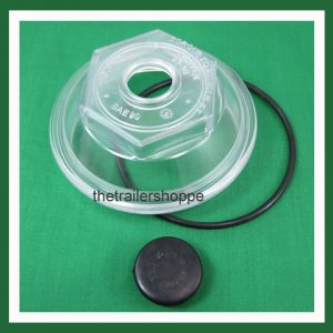 "Screw-In Oil Cap 4.00"" O.D."
