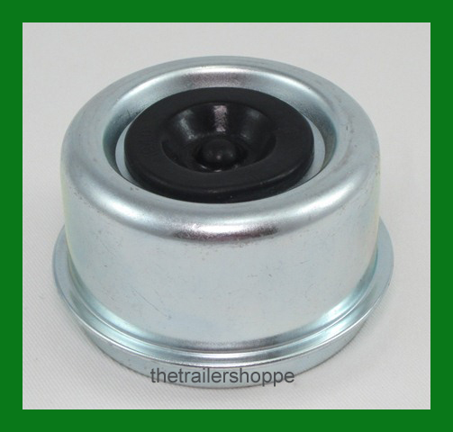 "Dust Grease Cap Cover 2.44"" Trailer Hubs"