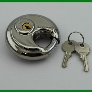 "MasterLock Padlock With 3/8"" Shielded Shackle"