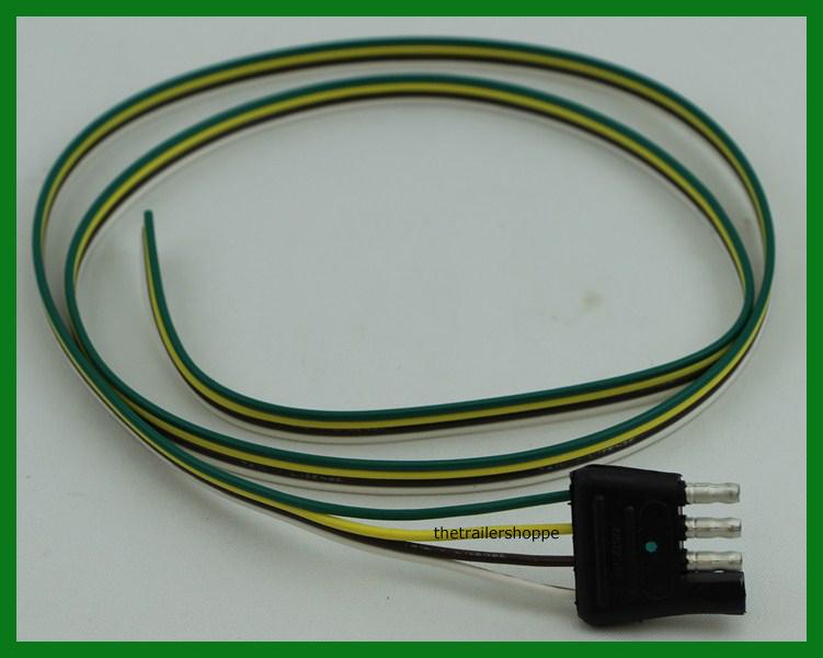 4 Pole Trailer Wiring Diagram Red Wire