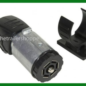 Hopkins Endurance 7 Way RV Blade Plug Trailer End Light Connector