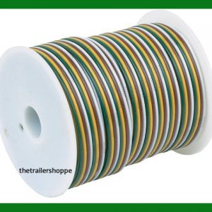 16 Gauge 4 Wire Bonded Parallel 100' Foot Roll
