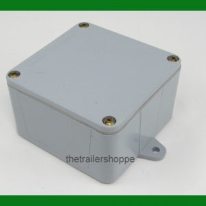 PVC Junction Box 4 x 4 x 2