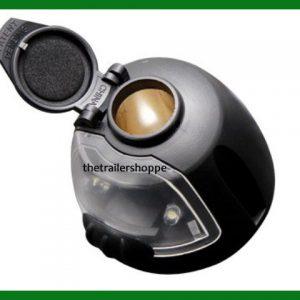 12-Volt Power Management Socket wtih Utility light