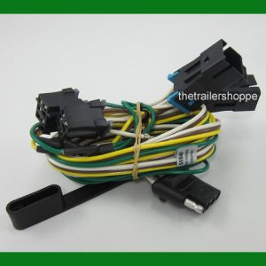 T-Connector Wiring Kit for Chevy Express & GMC Savana