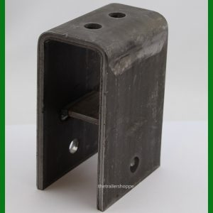 "Rear Hanger for 2"" Slipper Spring 5-1/16"" Tall"