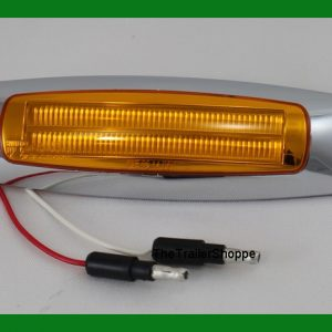 Clearance Light with Stainless Steel Bezel Prime Series 5-3/4""