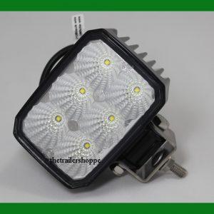 Grand General Rectangular Work Light -1,100 Lumens