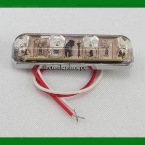 Magic 7 LED Small Rectangular Light