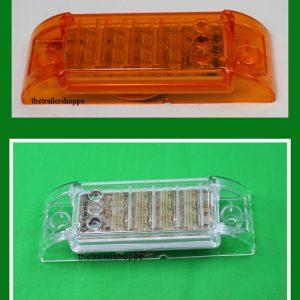 Rectangular LED Marker & Turn Light