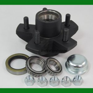 Dexter 3500 Lbs. Trailer Hub Kit 5 on 4.5 bolt