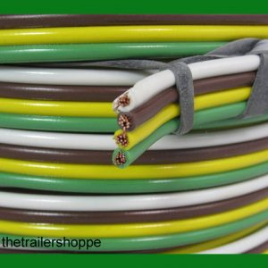16 Gauge 4 Wire Bonded Parallel