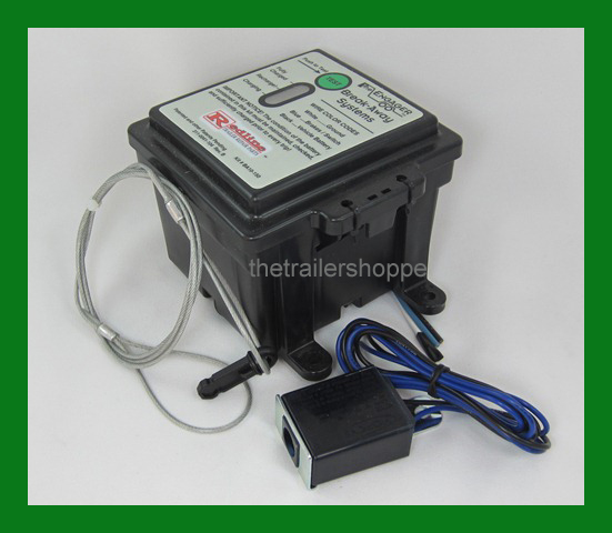 Engager Redline Brakeaway Battery Charger Tester