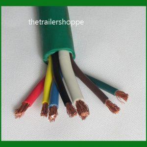 14 Gauge 7 Wire Trailer Wire
