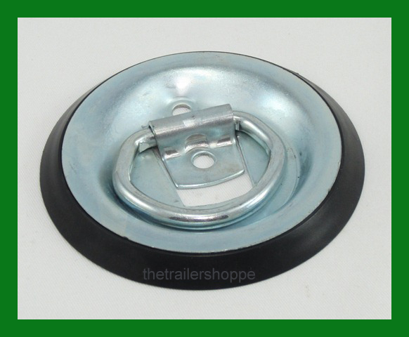 """D-Ring Surface Mount 4-1/2""""O.D."""