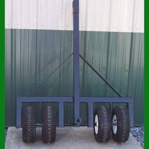 EZ Pull Dolly for 4-Wheeler