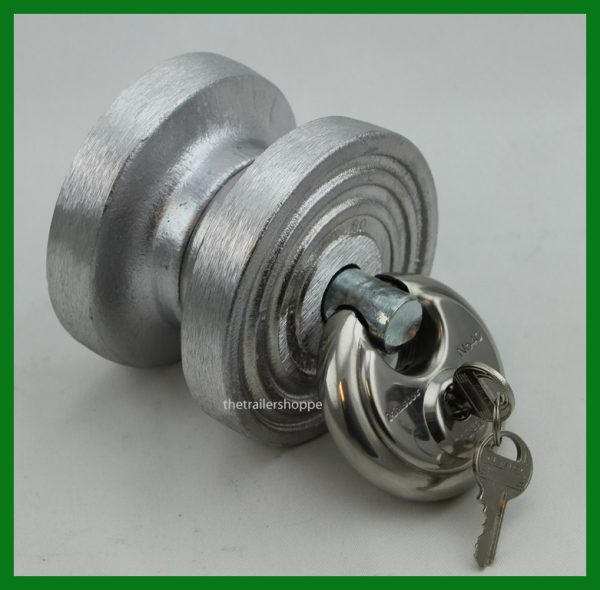 Blaylock EZ Lock Bracket Fits Most Tow Rings & Draw Bars