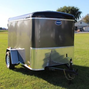 2017 ULH 5X8 United Enclosed Trailer