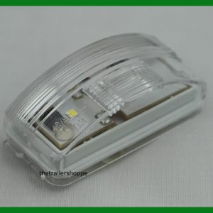 "Replacement License Plate Light 1"" X 2-1/2"""