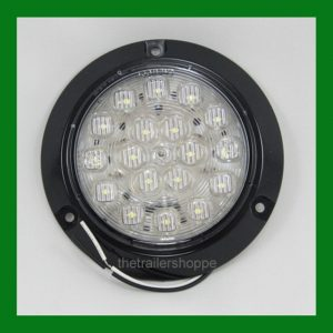 "Back Up Light Surface Mount 4"" Round 18 LED"