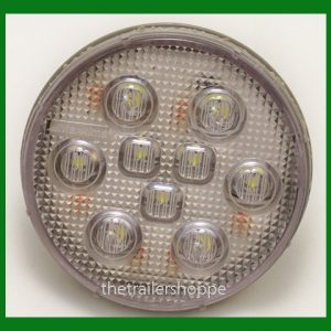 "Back Up Light 4"" Round 9 LED"