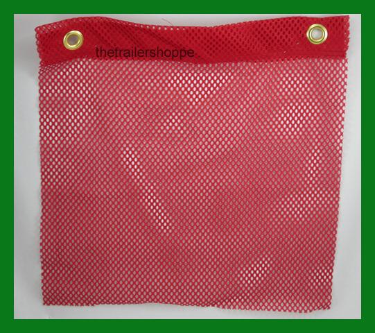 Jersey Grommet Flag