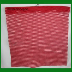 RED Wire Flag 18 X 18