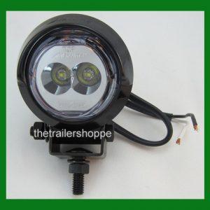 "Maxxima 2"" Round Work Light -250 Lumens"