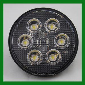 """Maxxima 4"""" Round Work Light Only -700 Lumen"""