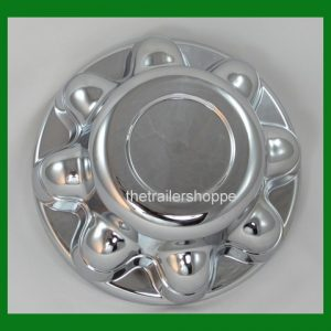 Quick Trim ABS Chrome Hub Cover Wheel Rim for 8 Lug