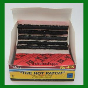 "Blackjack Tire Repair 4"" Large Diameter -35 per box"