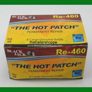 "Blackjack Tire Repair 4"" Large Diameter -60 per box"