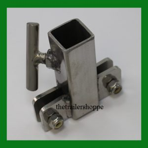 Stainless Steel Cross Bar Mounting Tube