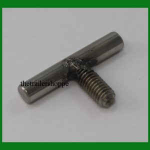 Small Stainless Steel T-Bolt 3/8""