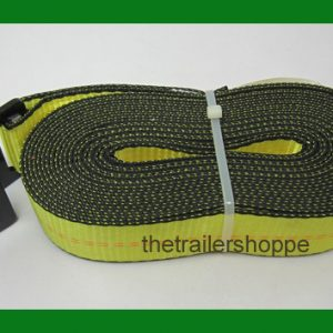 "Ratchet Strap with Flat Hook 2"" x 30'"