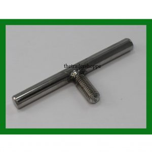 Large Stainless Steel T-Bolt 1/2""