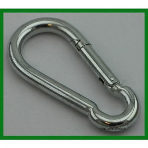 Safety chain hooks