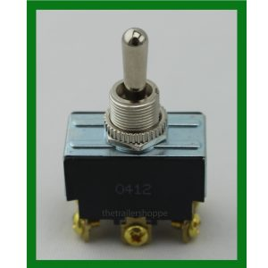 12V Double Pole Double Throw 20 Amp Toggle Switch