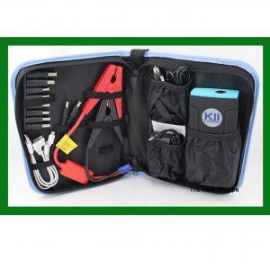 Vehicle Jump Starter & Universal 12V Charger Kit