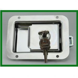 Stainless Steel Single Point Latch Locking