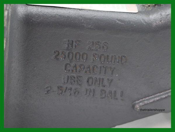"Bulldog 2-5/16"" Hitch Ball Flat Mount Coupler"