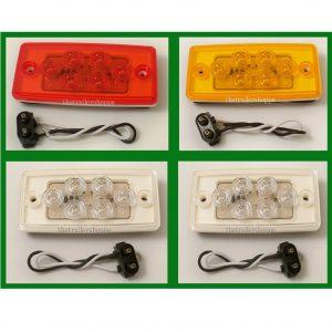 3-Light Truck and Trailer Identification Light Bar