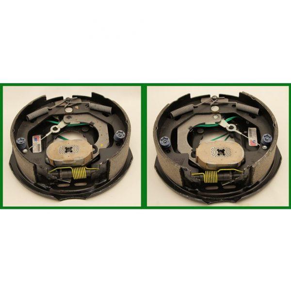 "Dexter 10"" X 2 1/4"" Electric Brake  Assembly 3.5K NEV-R-ADJUST"