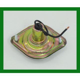 Mini Rectangular Surface Mount License Plate Light